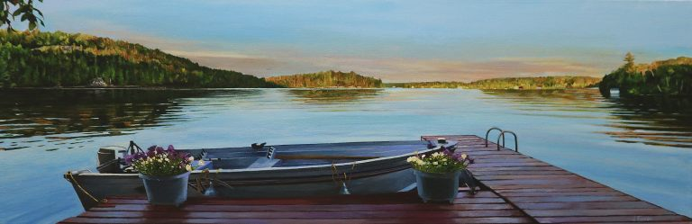 """Fairbank Forever 12""""x36""""<span class=""""sold"""">•</span>"""